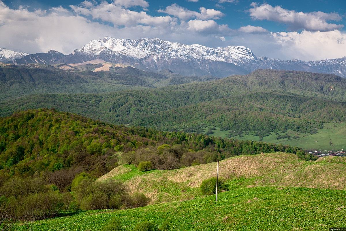 Nature of Ingushetia: Picturesque landscapes of the Republic - 25