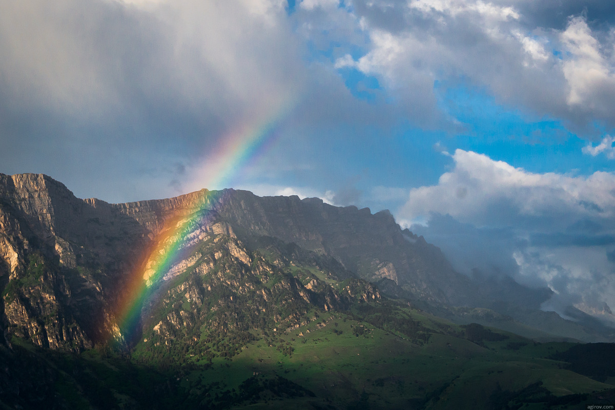 Nature of Ingushetia: Picturesque landscapes of the Republic - 37