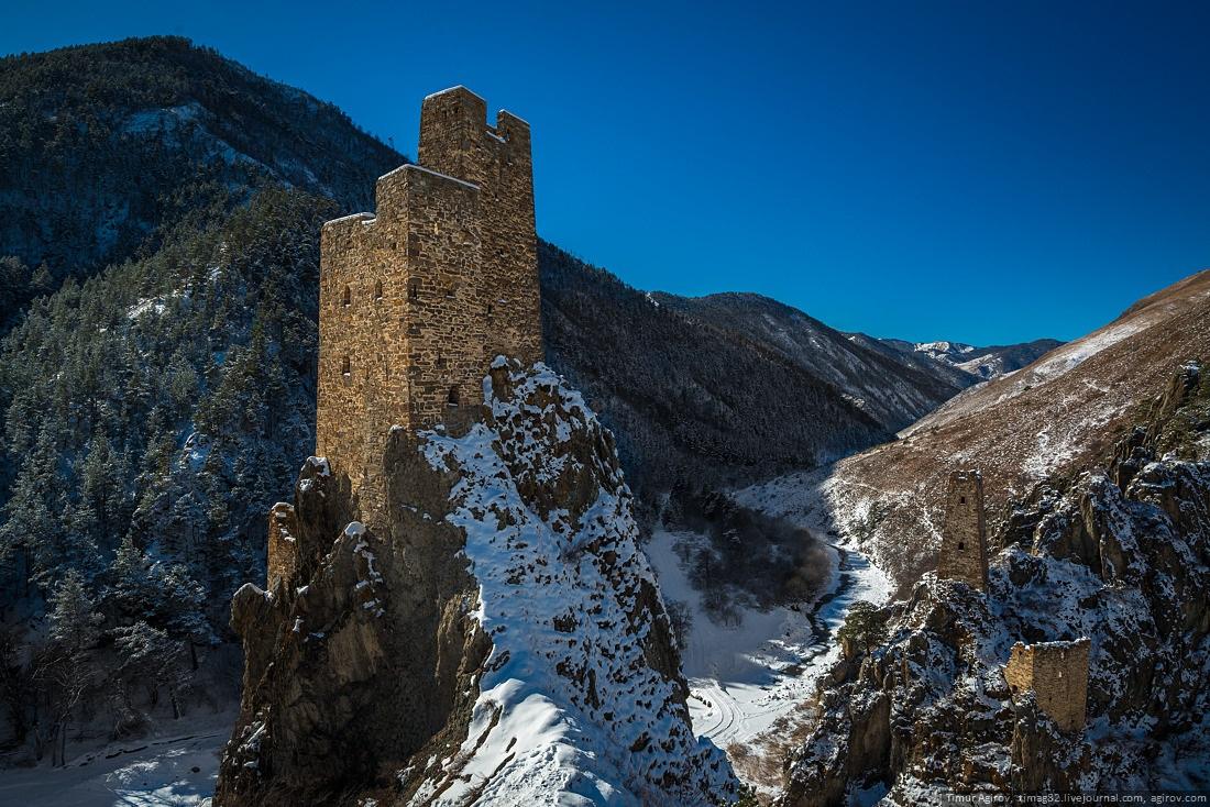 Nature of Ingushetia: Picturesque landscapes of the Republic - 04