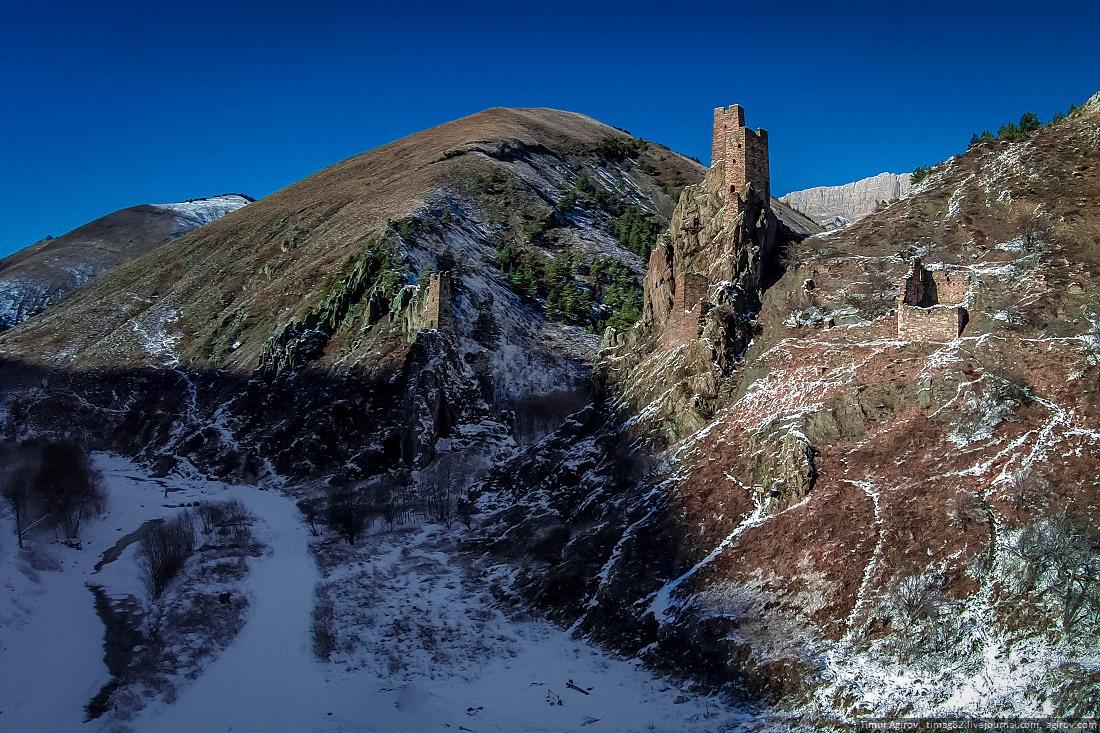 Nature of Ingushetia: Picturesque landscapes of the Republic - 05