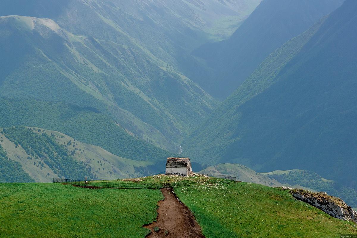 Nature of Ingushetia: Picturesque landscapes of the Republic - 50