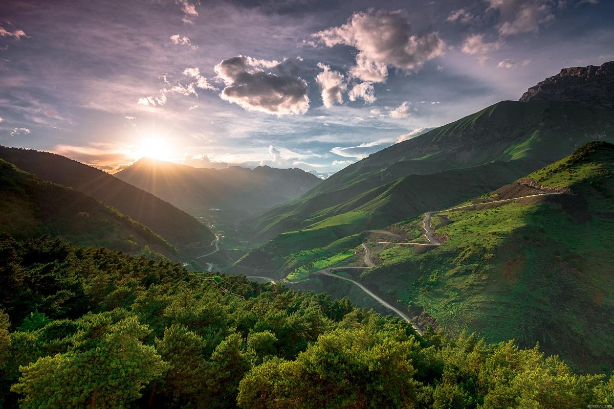 Nature of Ingushetia: Picturesque landscapes of the Republic - 53