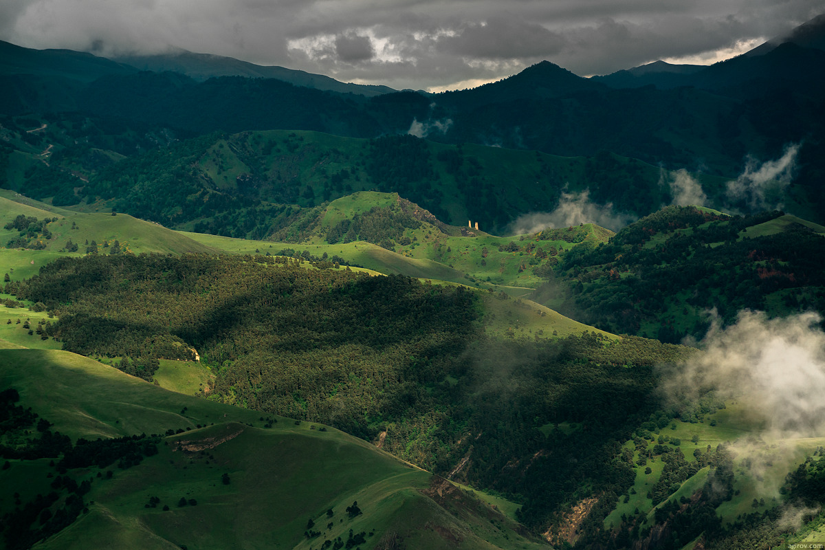 Nature of Ingushetia: Picturesque landscapes of the Republic - 56