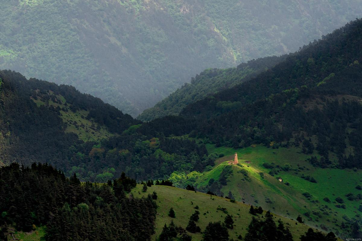 Nature of Ingushetia: Picturesque landscapes of the Republic - 58
