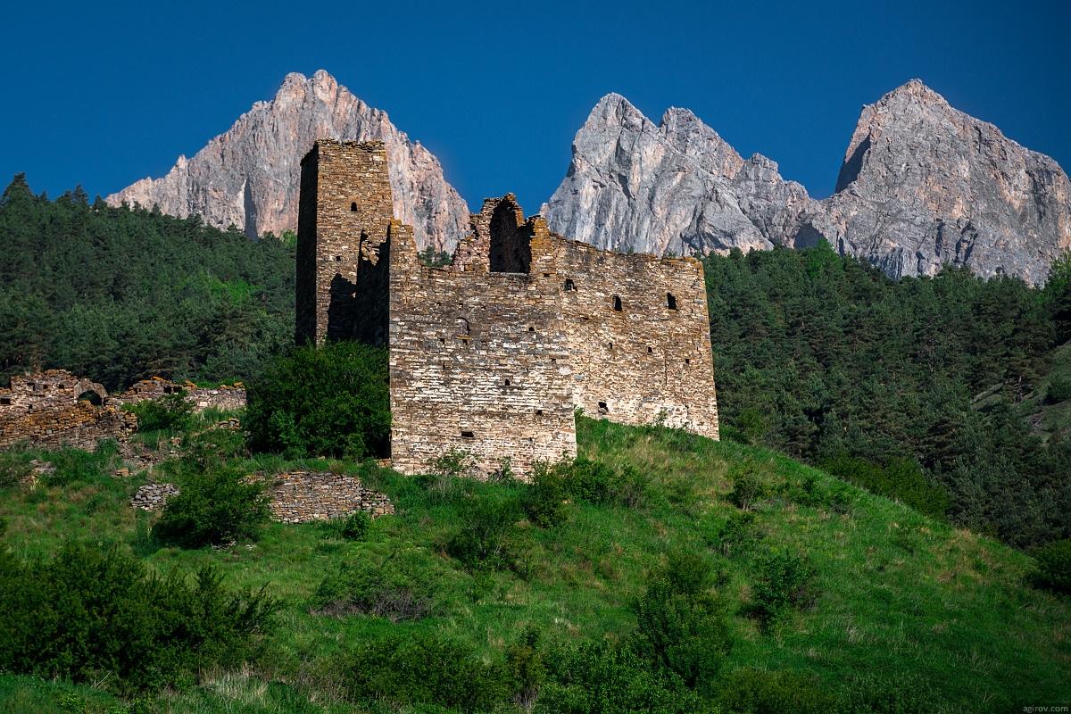 Nature of Ingushetia: Picturesque landscapes of the Republic - 59