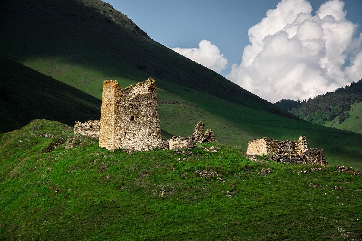 Nature of Ingushetia: Picturesque landscapes of the Republic - 61