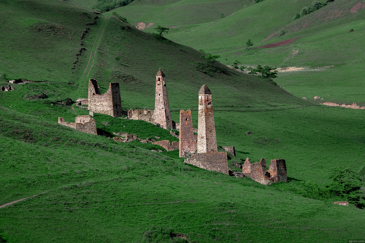 Nature of Ingushetia: Picturesque landscapes of the Republic - 62