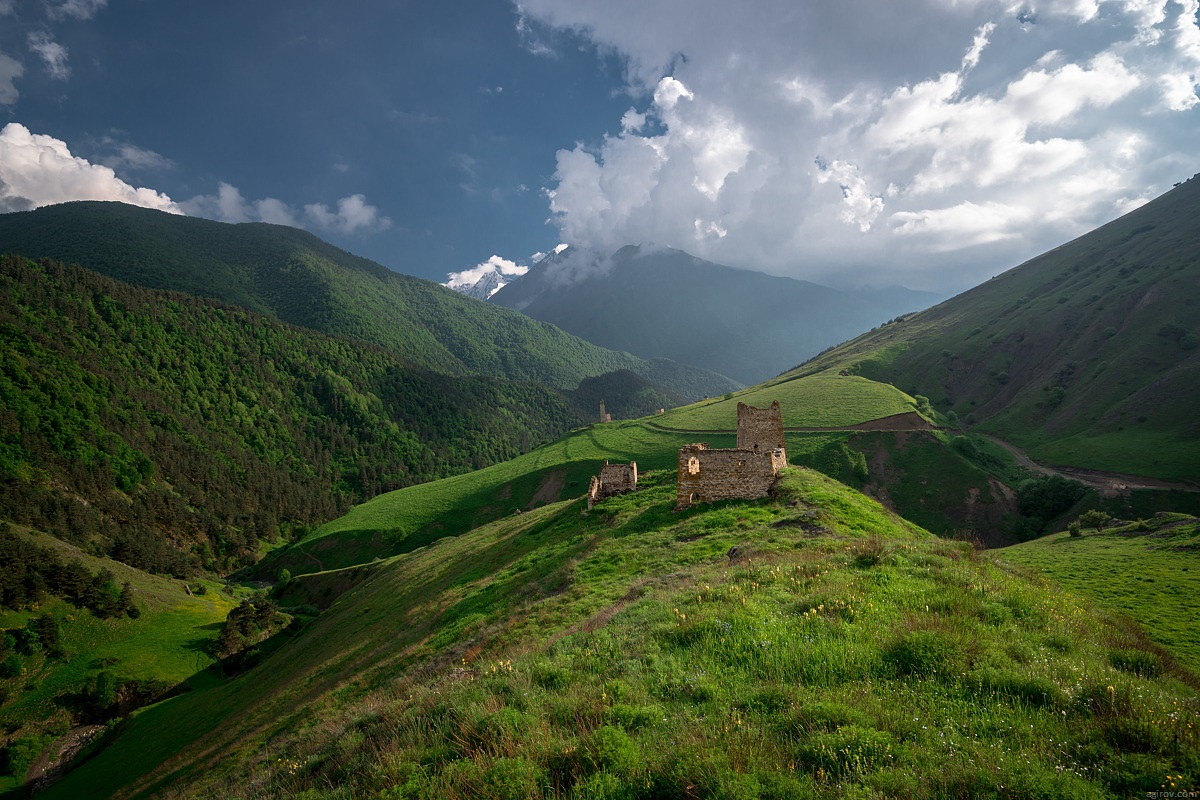 Nature of Ingushetia: Picturesque landscapes of the Republic - 63