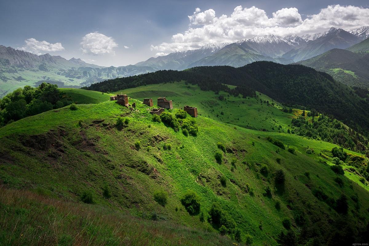 Nature of Ingushetia: Picturesque landscapes of the Republic - 64