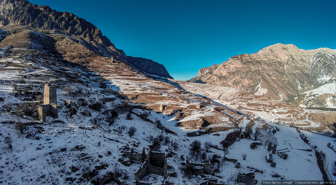 Nature of Ingushetia: Picturesque landscapes of the Republic - 07