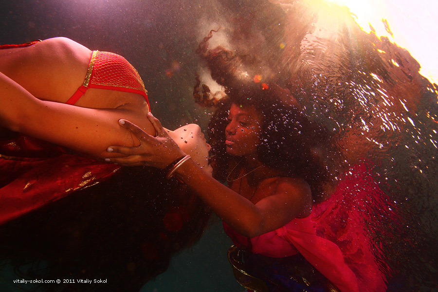 Underwater dances: Wonderful undersea photos by Vitaly Sokol - 22