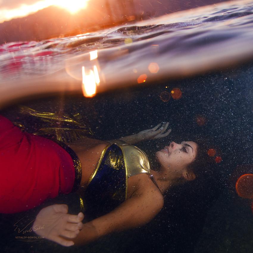 Underwater dances: Wonderful undersea photos by Vitaly Sokol - 24
