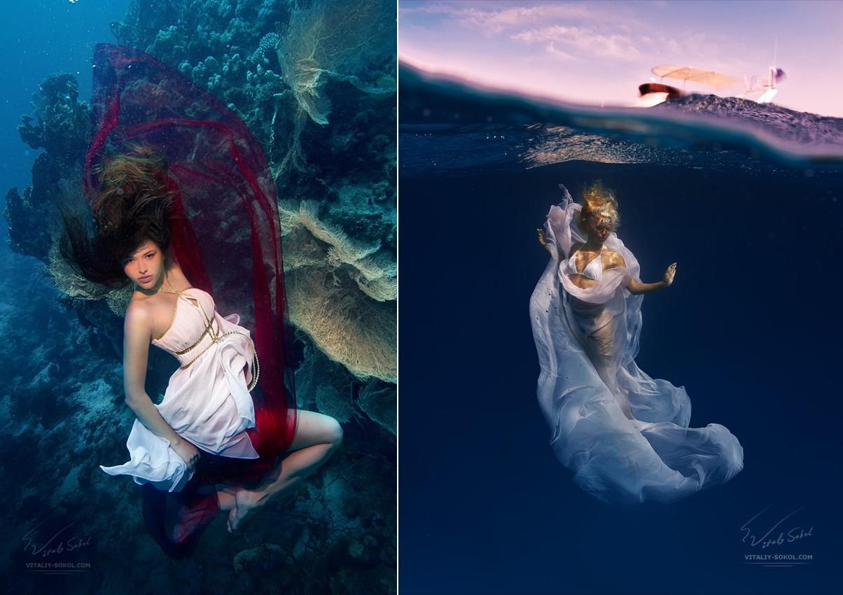 Underwater dances: Wonderful undersea photos by Vitaly Sokol - 28