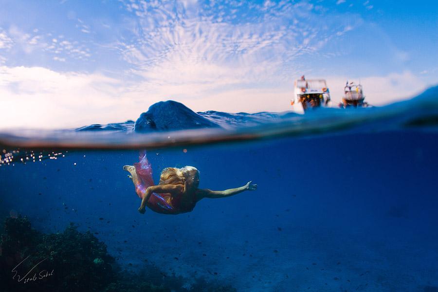 Underwater dances: Wonderful undersea photos by Vitaly Sokol - 29