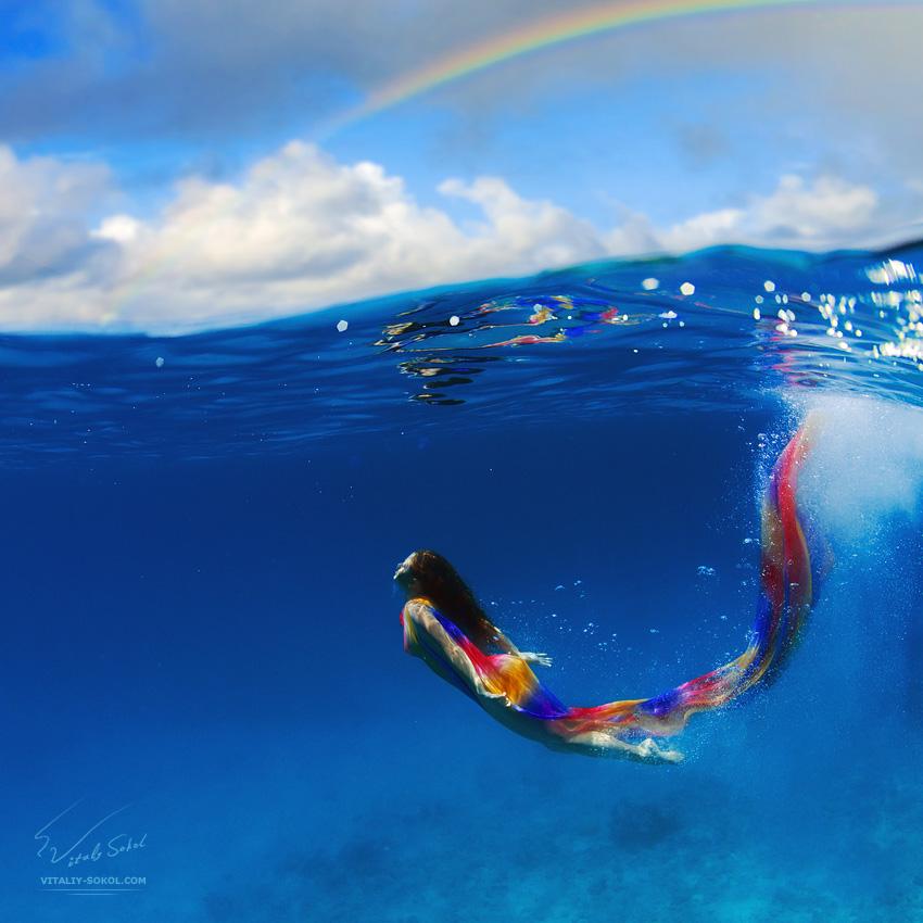 Underwater dances: Wonderful undersea photos by Vitaly Sokol - 30