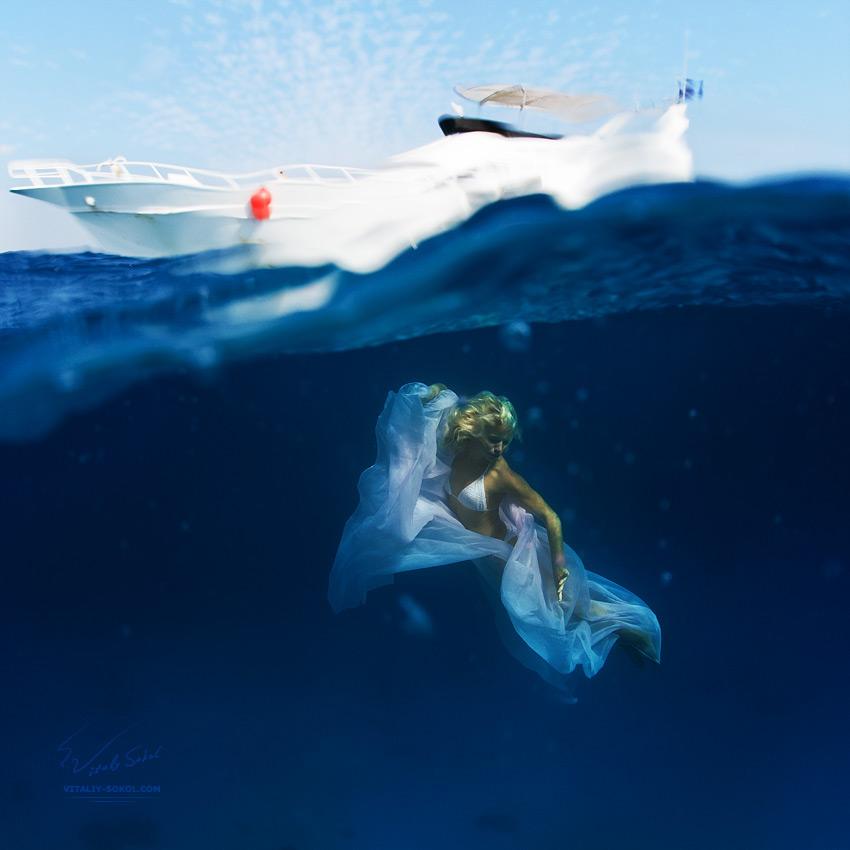 Underwater dances: Wonderful undersea photos by Vitaly Sokol - 32
