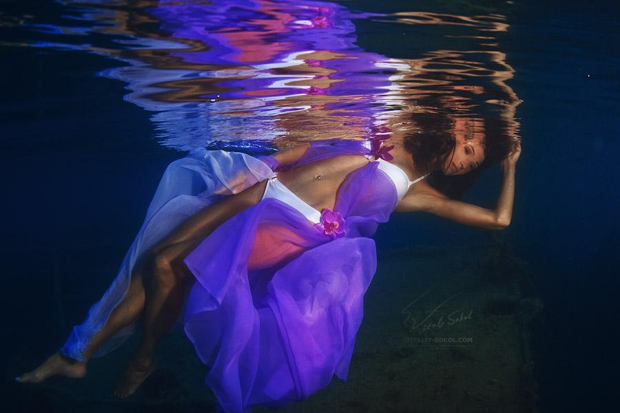 Underwater dances: Wonderful undersea photos by Vitaly Sokol - 36