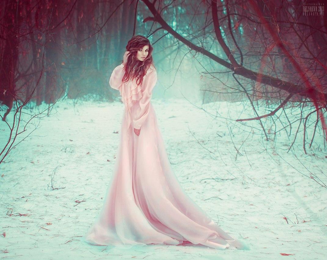 Feminine photos by a fashion photographer Svetlana Belyaeva - 18