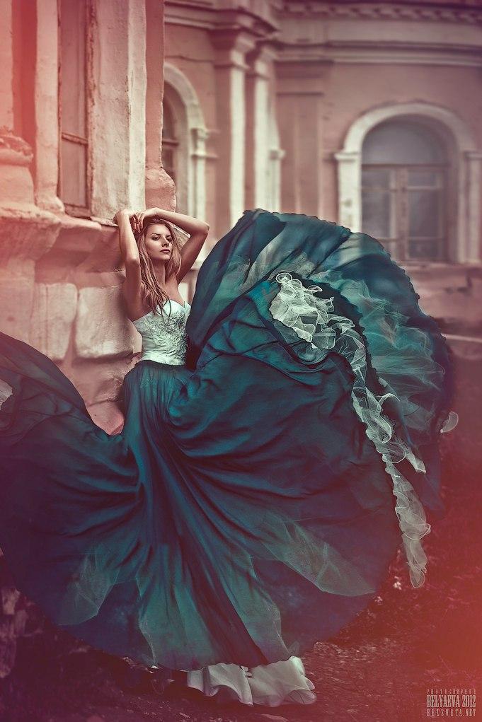 Feminine photos by a fashion photographer Svetlana Belyaeva - 22