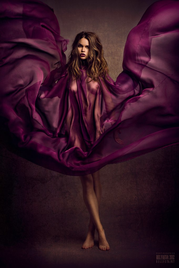 Feminine photos by a fashion photographer Svetlana Belyaeva - 32
