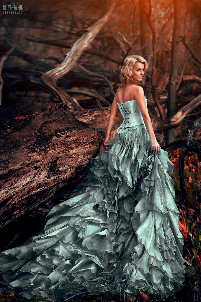 Feminine photos by a fashion photographer Svetlana Belyaeva - 42