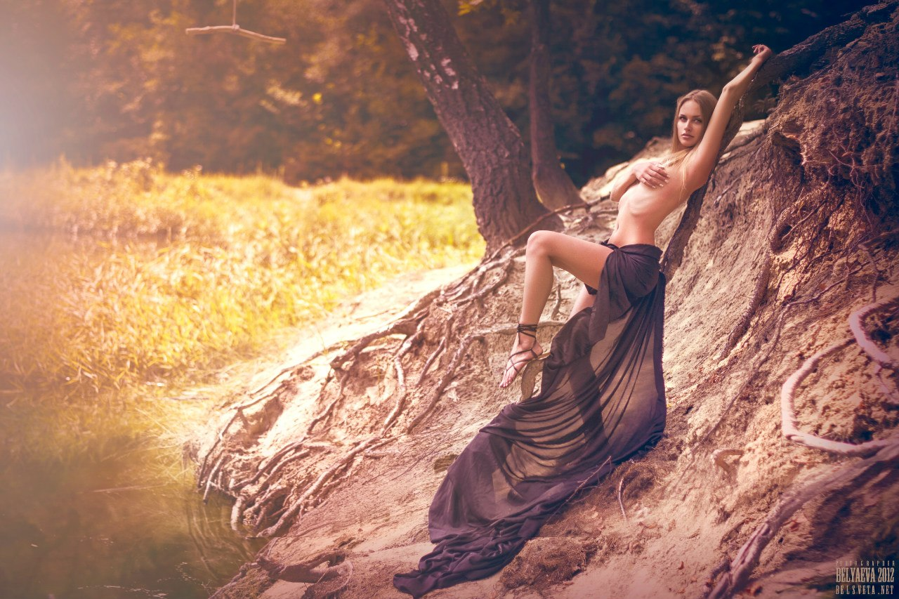 Feminine photos by a fashion photographer Svetlana Belyaeva - 51