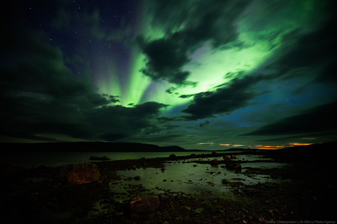 Kola Peninsula: Photos of beautiful wild nature and northern lights - 33