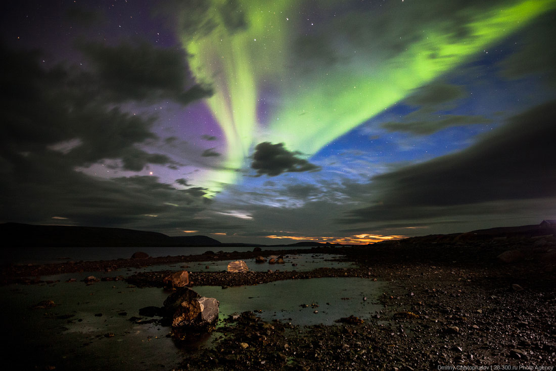 Kola Peninsula: Photos of beautiful wild nature and northern lights - 34
