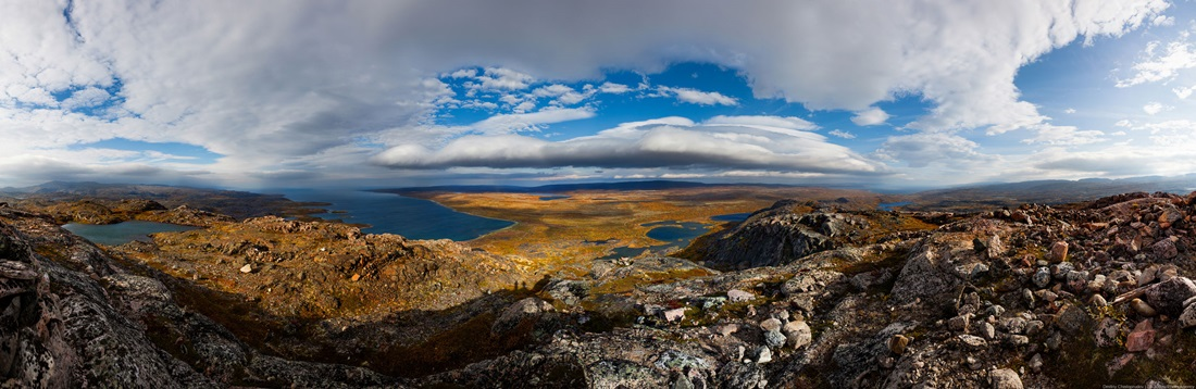 Kola Peninsula: Photos of beautiful wild nature and northern lights - 49