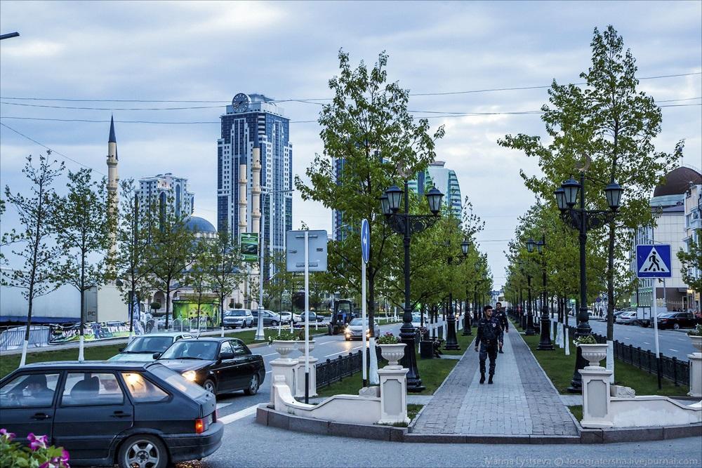 Modern Grozny: Walking around the capital city of Chechen Republic - 11
