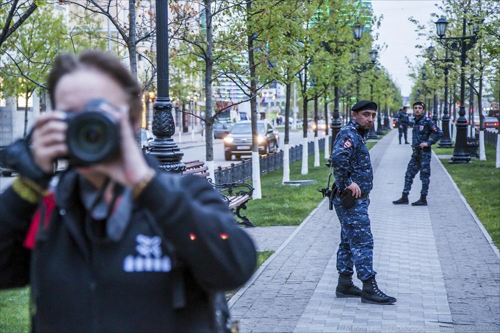 Modern Grozny: Walking around the capital city of Chechen Republic - 12
