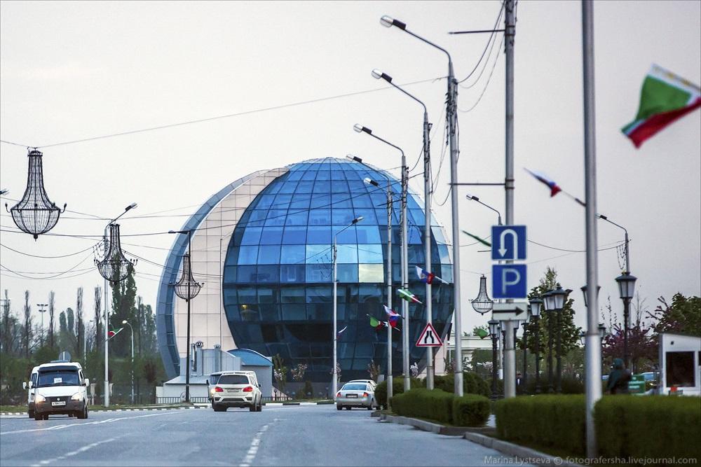 Modern Grozny: Walking around the capital city of Chechen Republic - 02