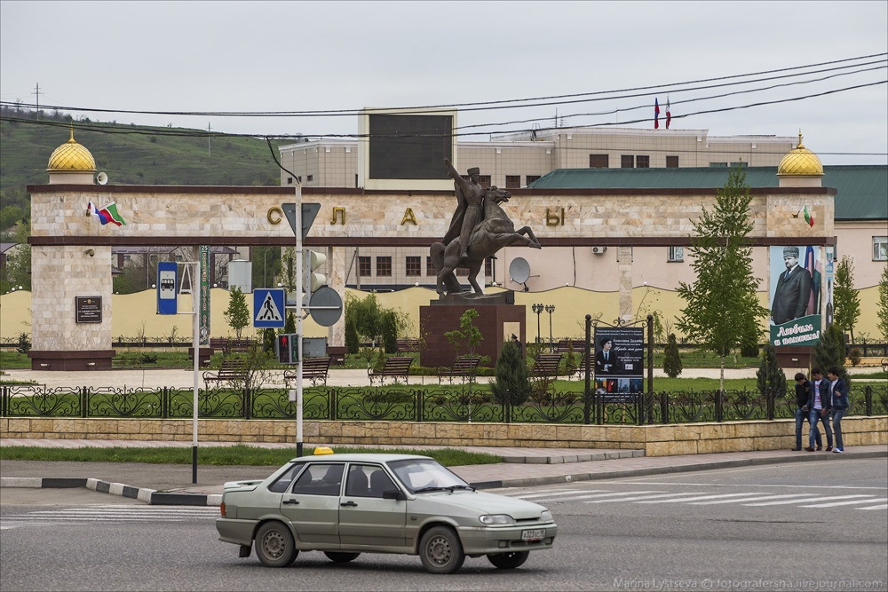 Modern Grozny: Walking around the capital city of Chechen Republic - 22
