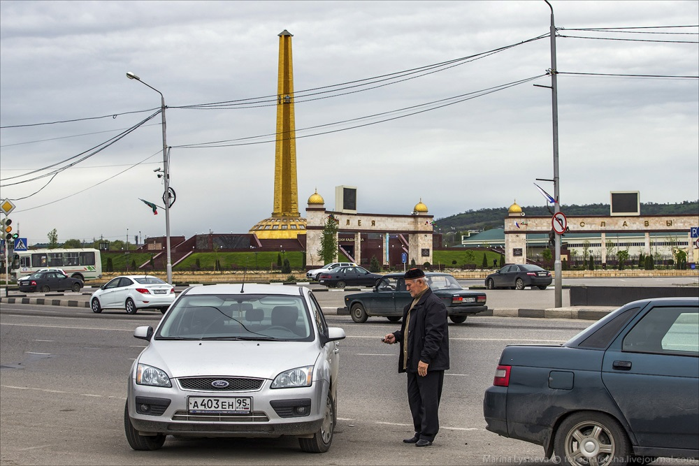 Modern Grozny: Walking around the capital city of Chechen Republic - 23