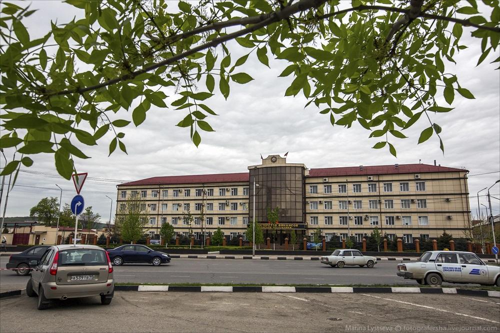 Modern Grozny: Walking around the capital city of Chechen Republic - 24