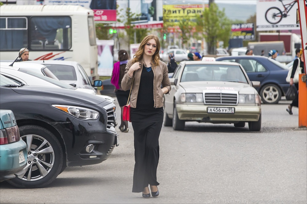 Modern Grozny: Walking around the capital city of Chechen Republic - 26