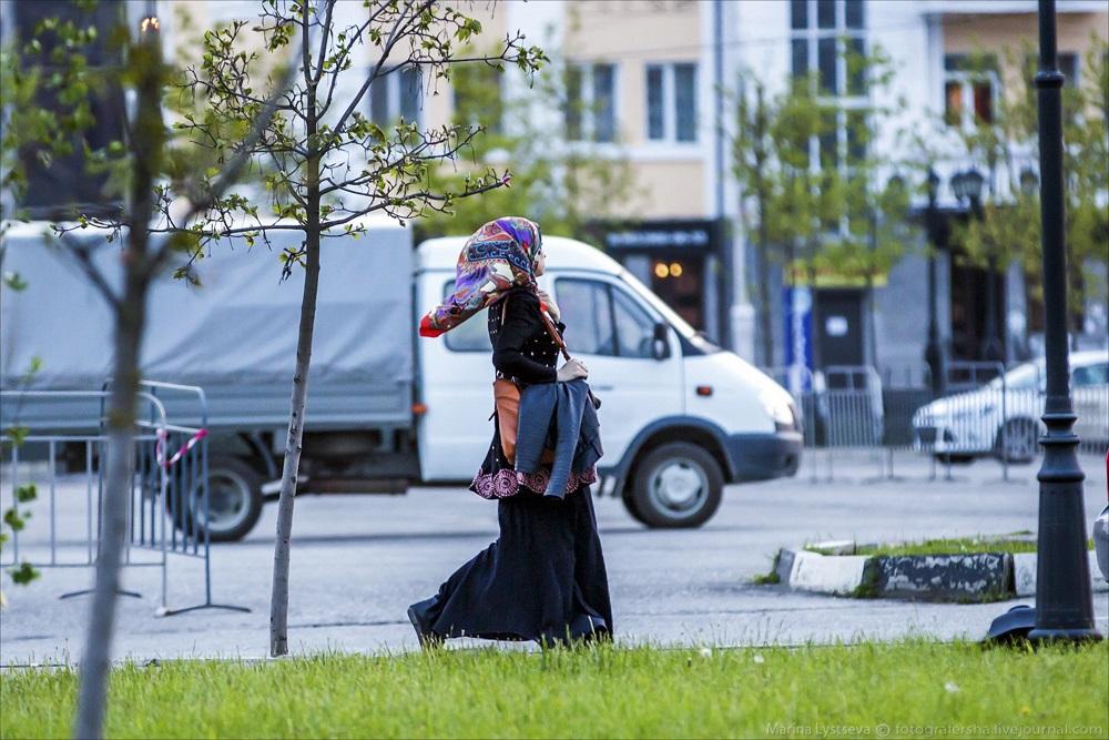 Modern Grozny: Walking around the capital city of Chechen Republic - 04