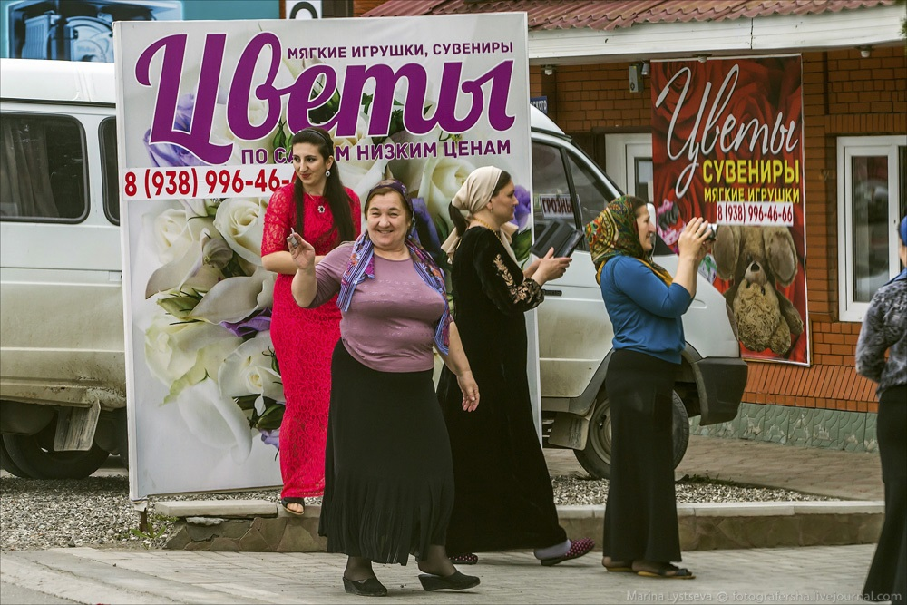 Modern Grozny: Walking around the capital city of Chechen Republic - 42