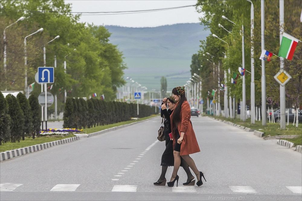 Modern Grozny: Walking around the capital city of Chechen Republic - 44