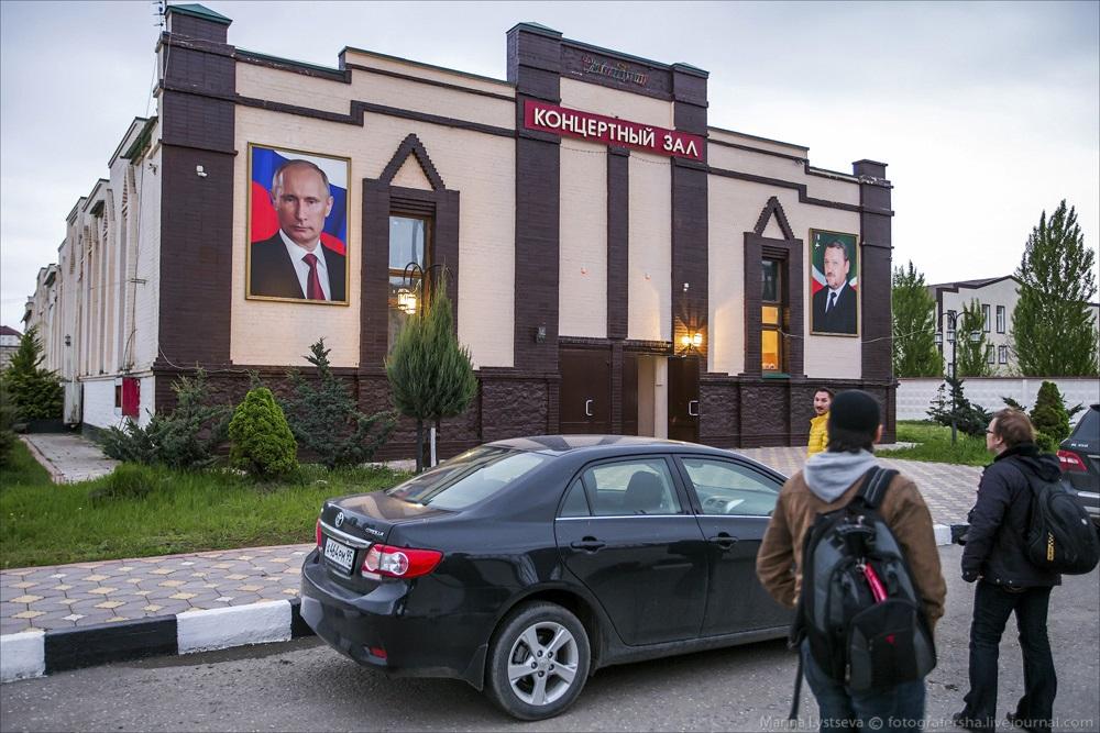 Modern Grozny: Walking around the capital city of Chechen Republic - 49