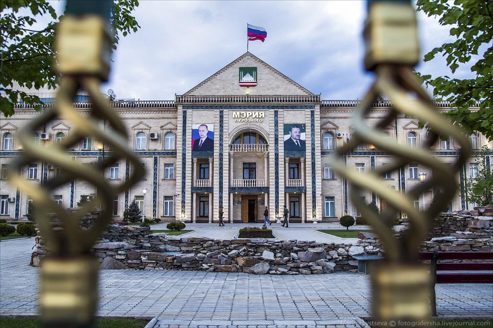 Modern Grozny: Walking around the capital city of Chechen Republic - 05