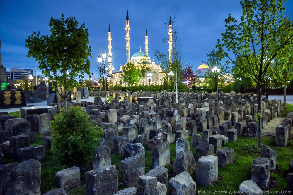 Modern Grozny: Walking around the capital city of Chechen Republic - 51