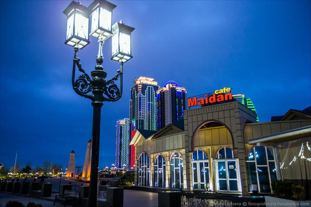 Modern Grozny: Walking around the capital city of Chechen Republic - 52