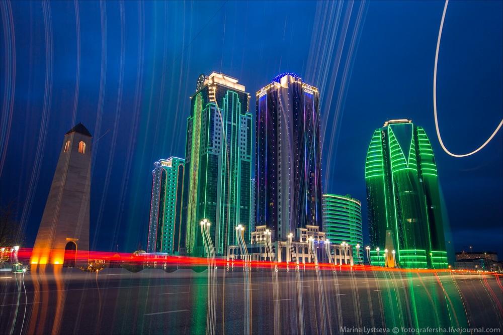Modern Grozny: Walking around the capital city of Chechen Republic - 54