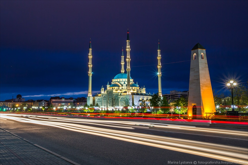 Modern Grozny: Walking around the capital city of Chechen Republic - 55