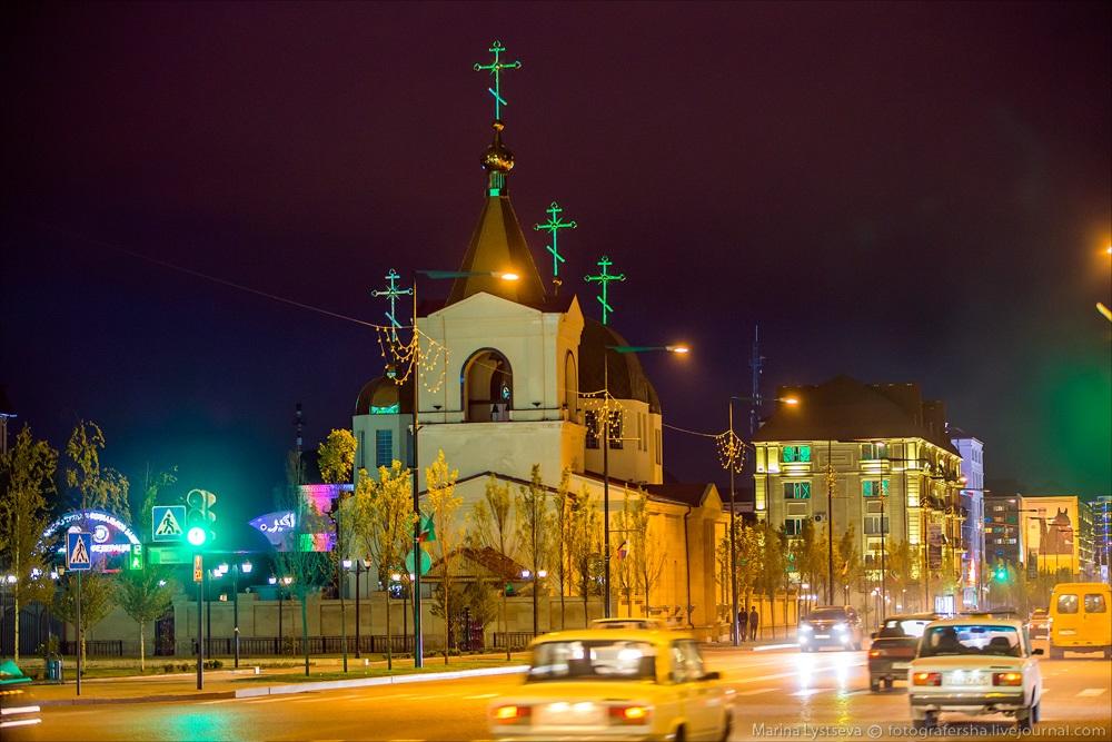 Modern Grozny: Walking around the capital city of Chechen Republic - 56