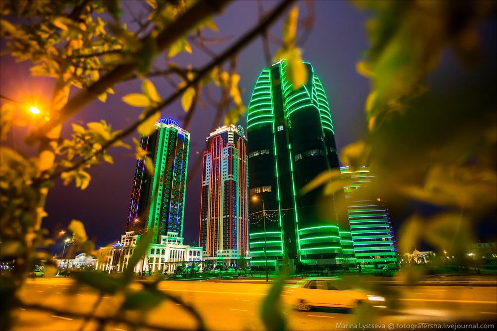 Modern Grozny: Walking around the capital city of Chechen Republic - 57