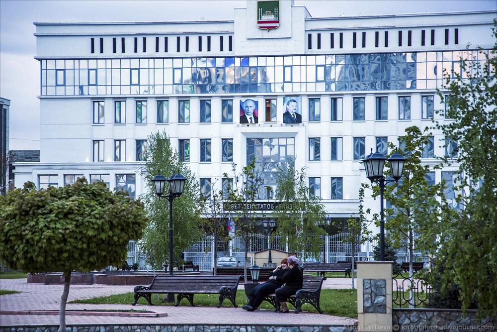 Modern Grozny: Walking around the capital city of Chechen Republic - 06