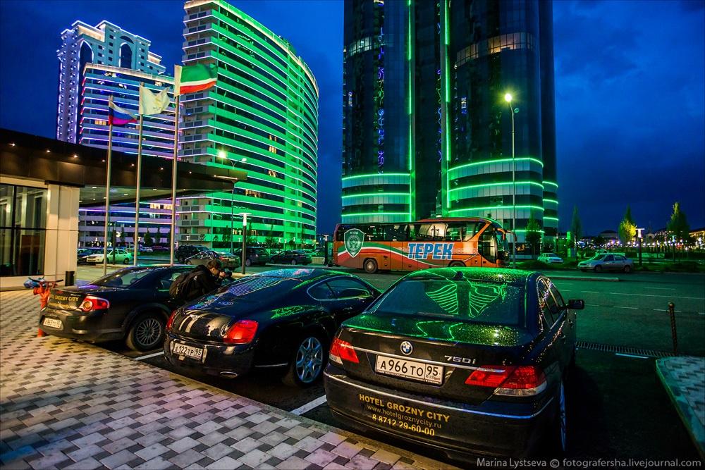 Modern Grozny: Walking around the capital city of Chechen Republic - 61