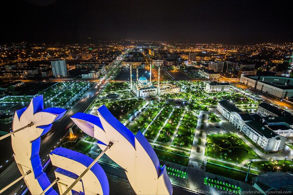 Modern Grozny: Walking around the capital city of Chechen Republic - 64